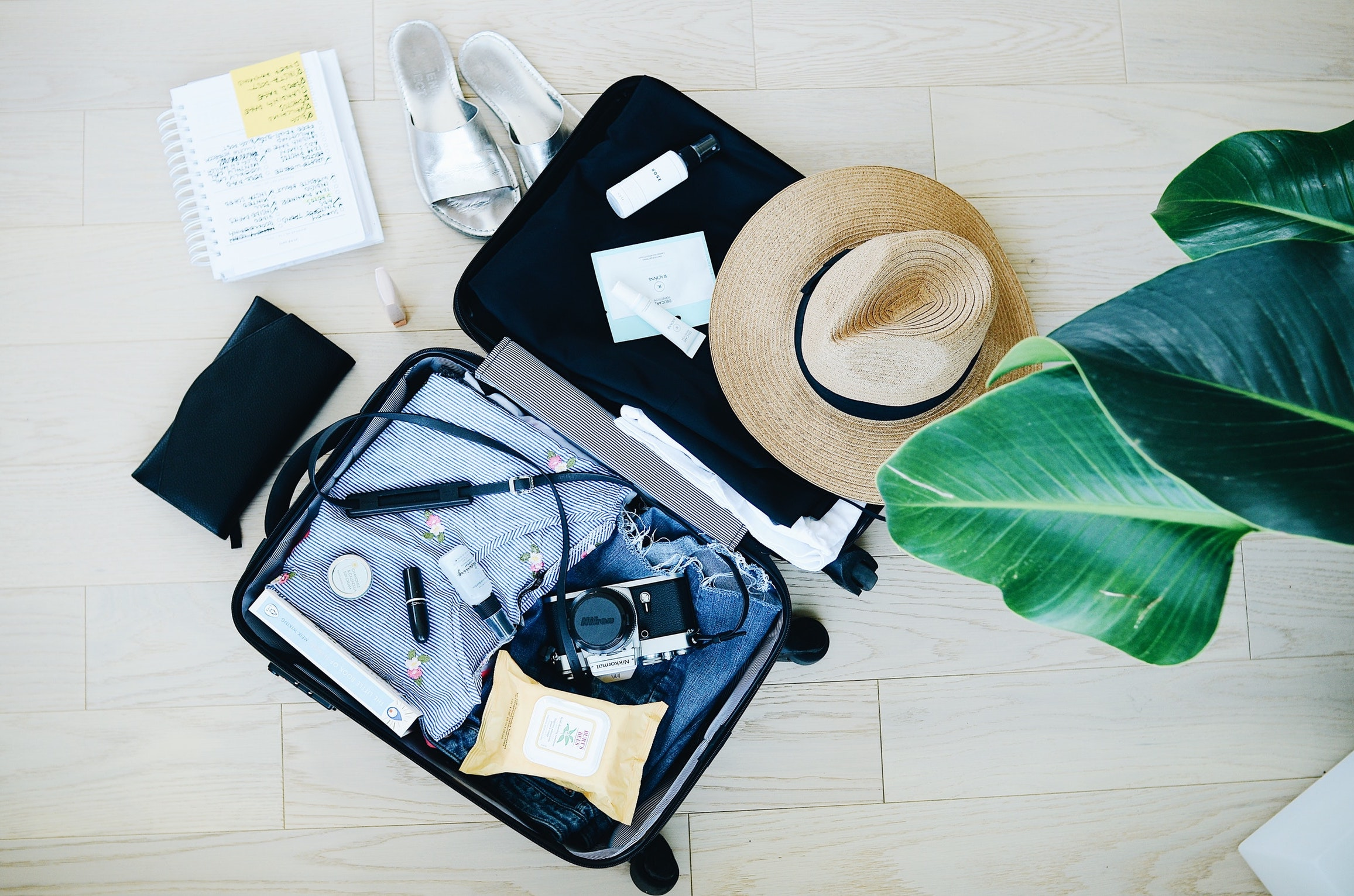 Packing Hacks for the Stressed-Out Traveler