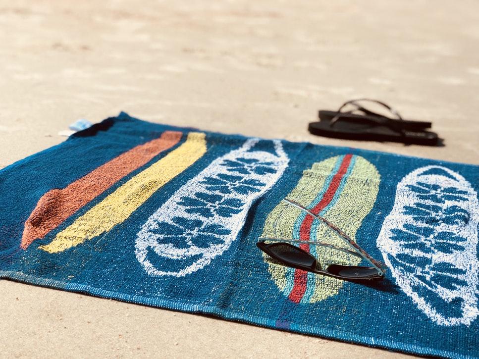 Music and a Beach