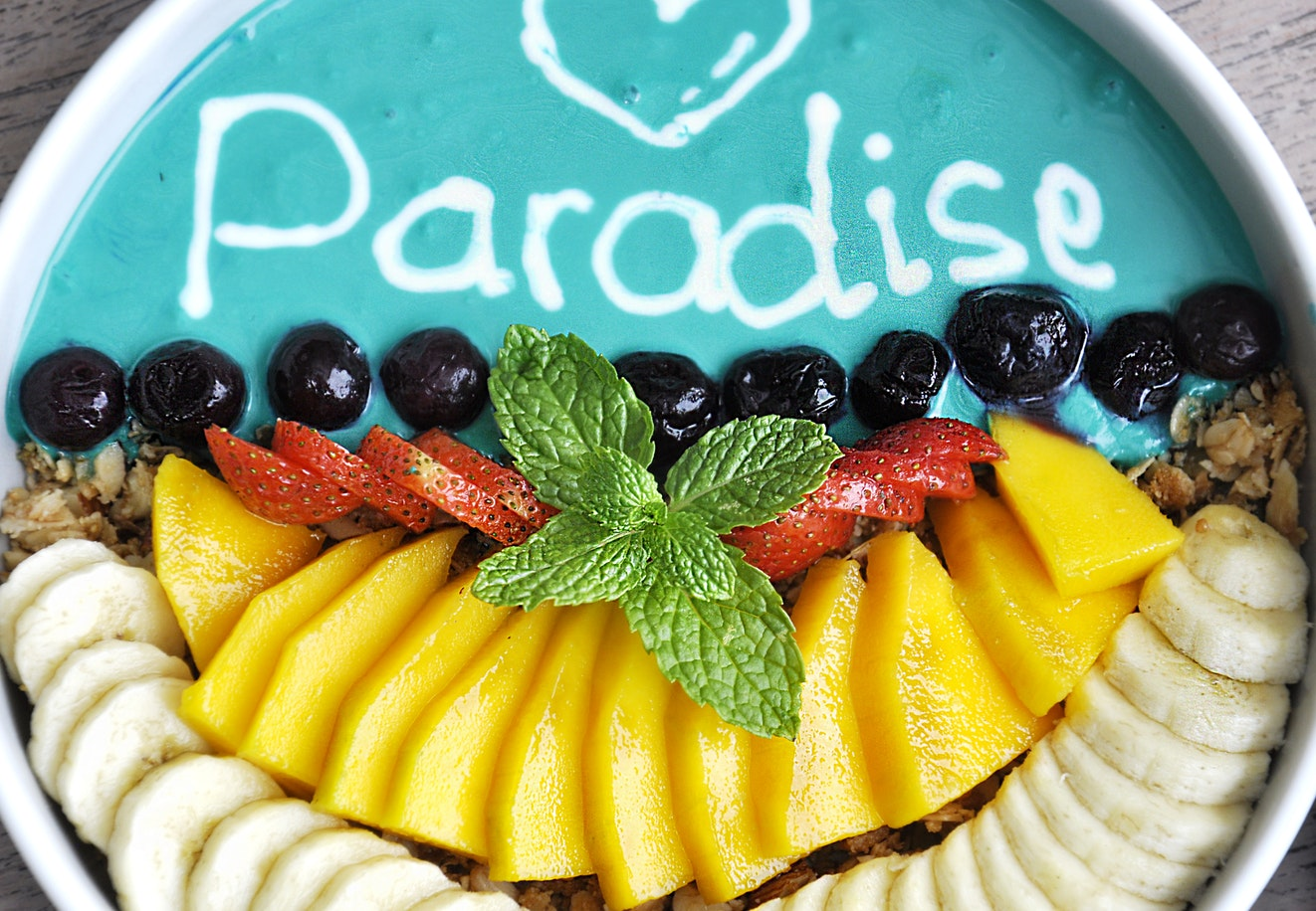 Let Your Taste Buds Take You to Paradise